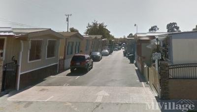 Mobile Home Park in Paramount CA