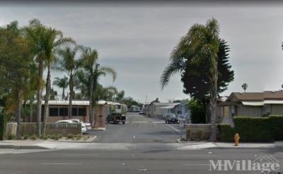 Mobile Home Park in Garden Grove CA
