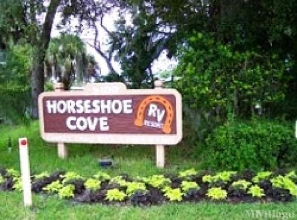 Horseshoe Cove RV Resort Mobile Home Park in Bradenton, FL
