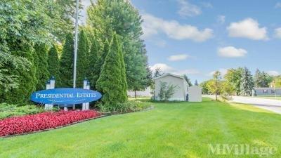 Mobile Home Park in Hudsonville MI