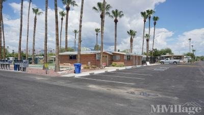 Mobile Home Park in Tucson AZ