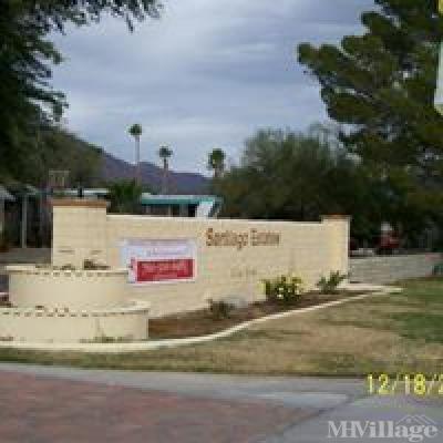 Mobile Home Park in Borrego Springs CA