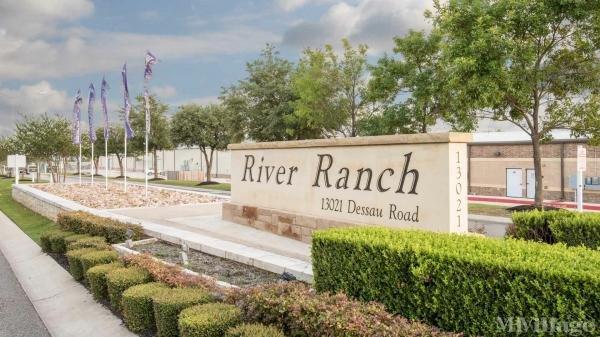 River Ranch Mobile Home Park in Austin, TX