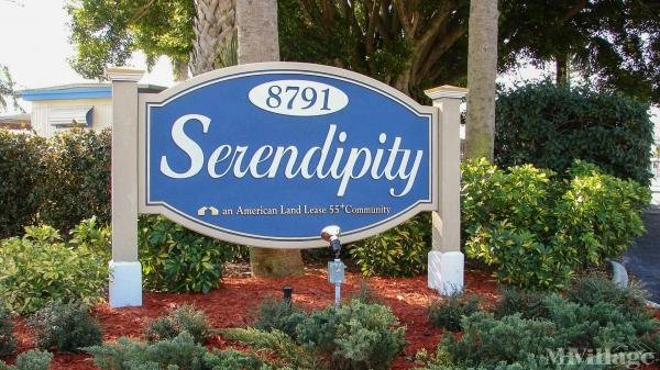 Serendipity Mobile Home Park in North Fort Myers, FL