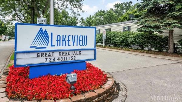 Lakeview Mobile Home Park in Ypsilanti, MI