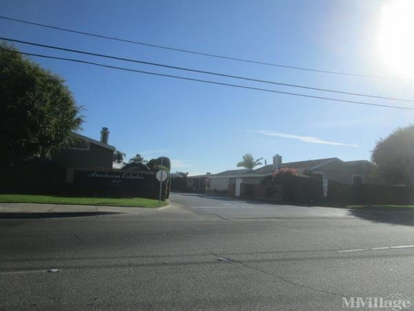 Photo of Anaheim Mobile Estates, Anaheim, CA