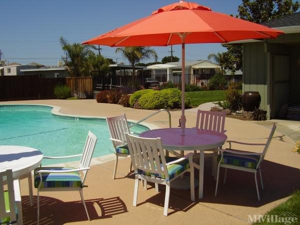 Eagle City MHE Mobile Home Park in Oakley, CA