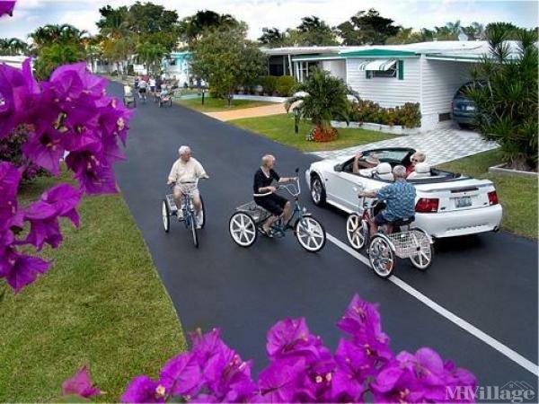 Photo of Golf View Estates Mobile Home Park, Pompano Beach, FL