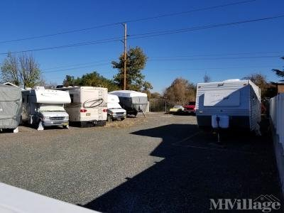 Mobile Home Park in Central Point OR
