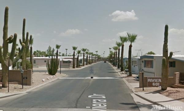 Photo of Rivera Mobile Home Park, Scottsdale, AZ