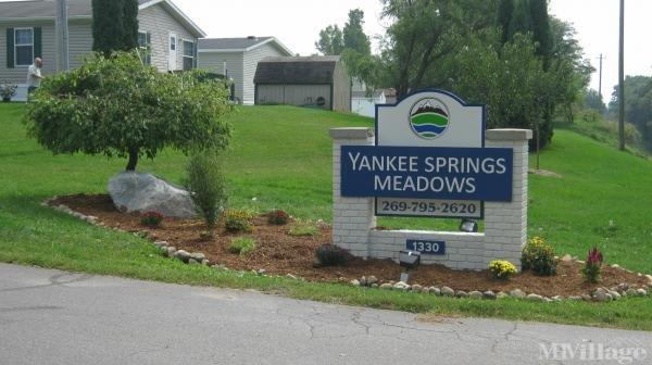 Yankee Springs Meadows Mobile Home Park in Wayland, MI