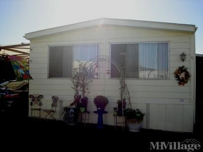 Mobile Home Park in Oceano CA