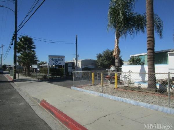 Photo of Fountain Blue Mobile Home Park, Baldwin Park, CA