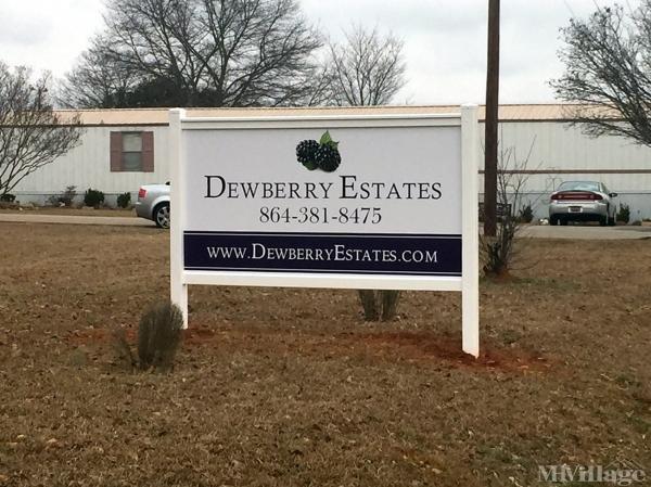 Photo of Dewberry Estates, Spartanburg, SC