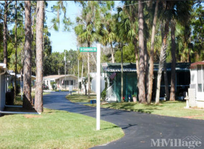 Mobile Home Park in Homosassa FL