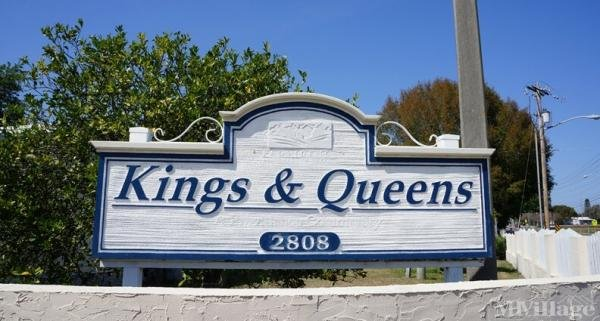 Kings and Queens Mobile Home Park in Lakeland, FL