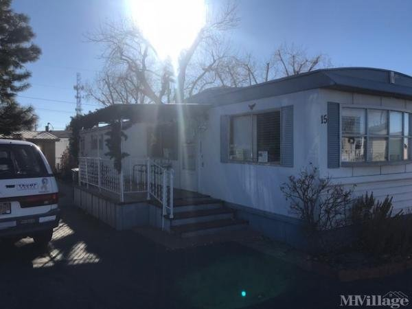Sunset Mobile Home Park Mobile Home Park in Santa Fe, NM