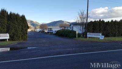 Mobile Home Park in Hood River OR