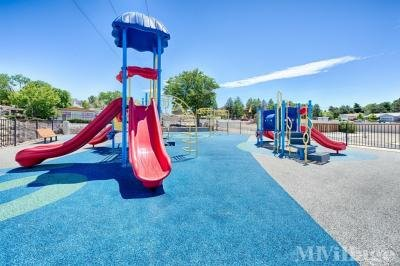 Fun playground for kids