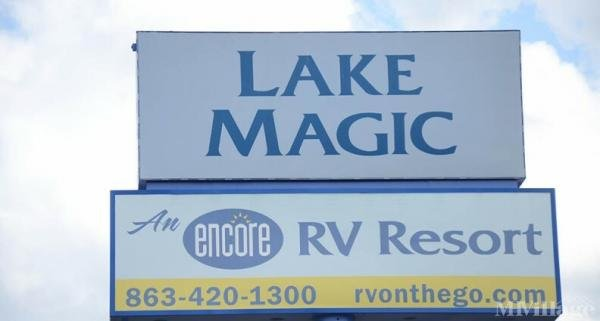Photo of Lake Magic RV Resort, Clermont, FL