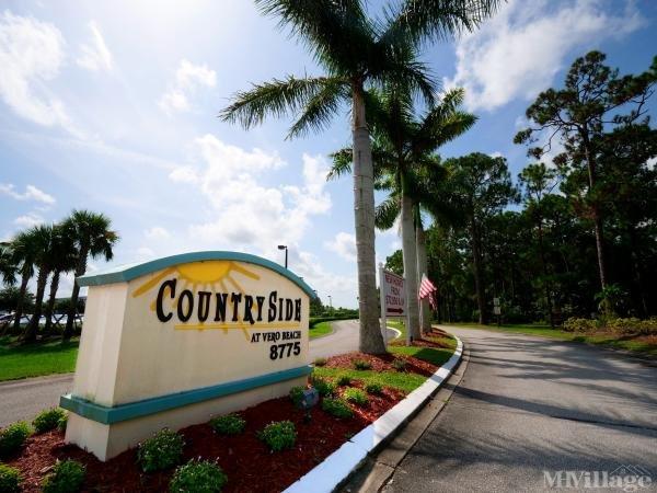 Countryside at Vero Beach Mobile Home Park in Vero Beach, FL