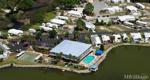 Winter Quarters Manatee Mobile Home Park in Bradenton, FL