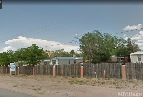 Photo of Tesuque Pueblo Trailer Village, Santa Fe, NM