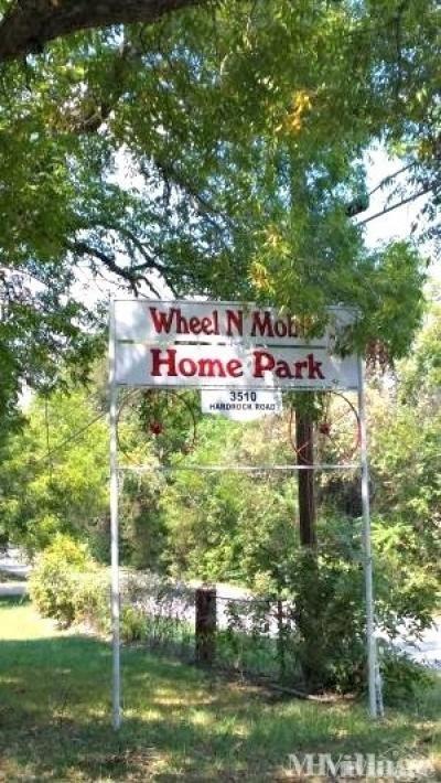 Mobile Home Park in Grand Prairie TX