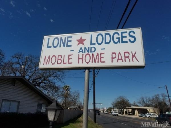 Photo of Lone Star Trailer Park, Kerrville, TX