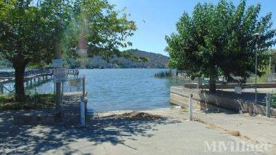 Mobile Home Park in Clearlake CA