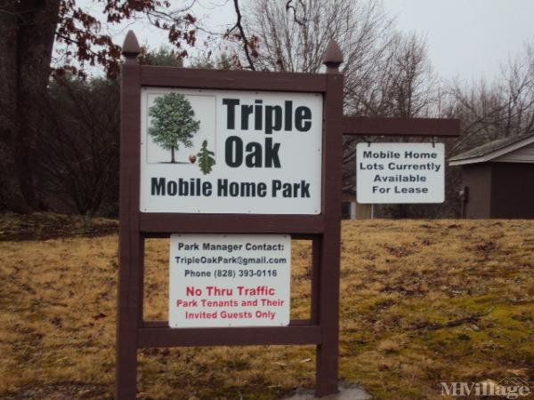 Photo of Triple Oak MHP, Hendersonville, NC
