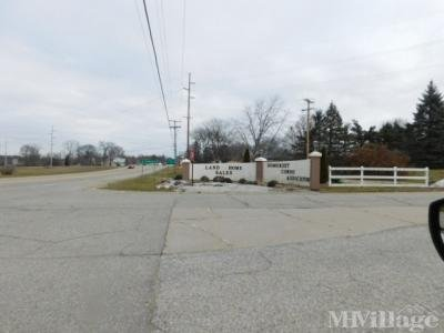 Mobile Home Park in Somerset Center MI