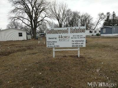 Mobile Home Park in North Sioux City SD