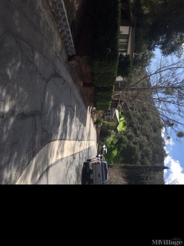 Photo of Blue Dude Mobile Home Park, Calabasas, CA