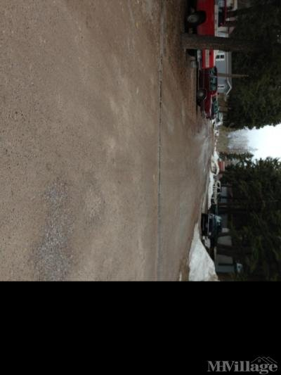 Mobile Home Park in Columbia Falls MT