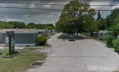 Mobile Home Park in Fort Pierce FL