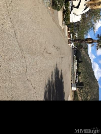 Mobile Home Park in Jamul CA