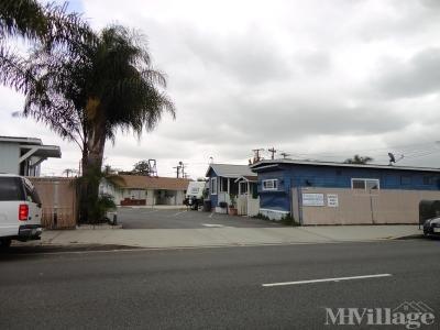 Mobile Home Park in Lomita CA