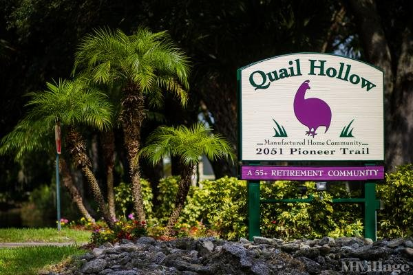 Photo of Quail Hollow Mobile Home Park, New Smyrna Beach, FL