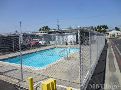Mobile Home Park in Carson CA