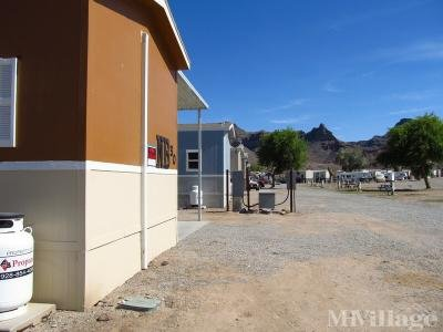 Mobile Home Park in Parker Dam CA