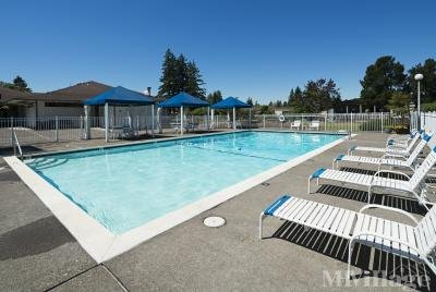 Mobile Home Park in Tigard OR