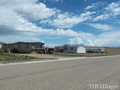 Mobile Home Park in Big Piney WY