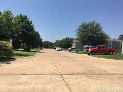 Mobile Home Park in Mansfield TX