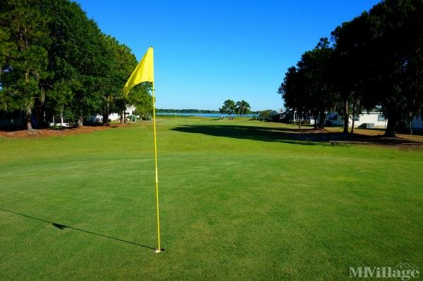 Four Lakes Golf Club Mobile Home Park in Winter Haven, FL