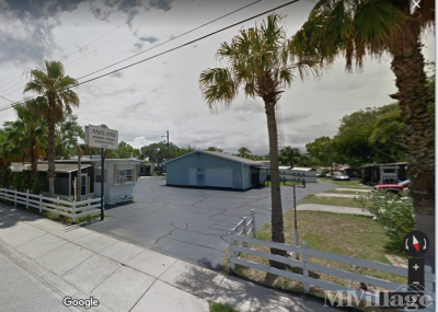 Mobile Home Park in Holly Hill FL