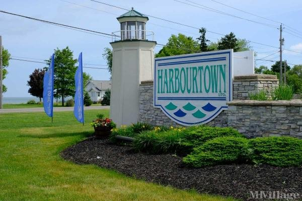 Harbourtown Manufactured Home Community Mobile Home Park in Vermilion, OH