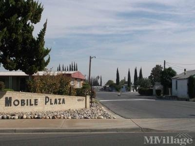 Mobile Home Park in Ceres CA