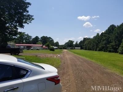 Mobile Home Park in Hemphill TX
