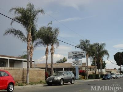 Mobile Home Park in Hemet CA